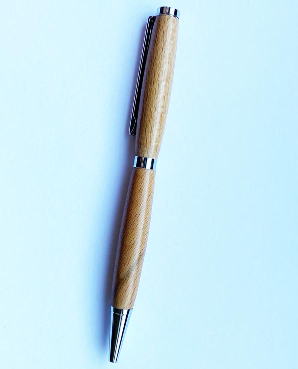 Woodturning Crafting a Pen