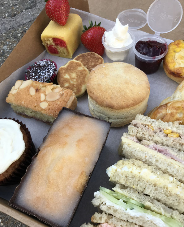 Takeaway Afternoon Tea