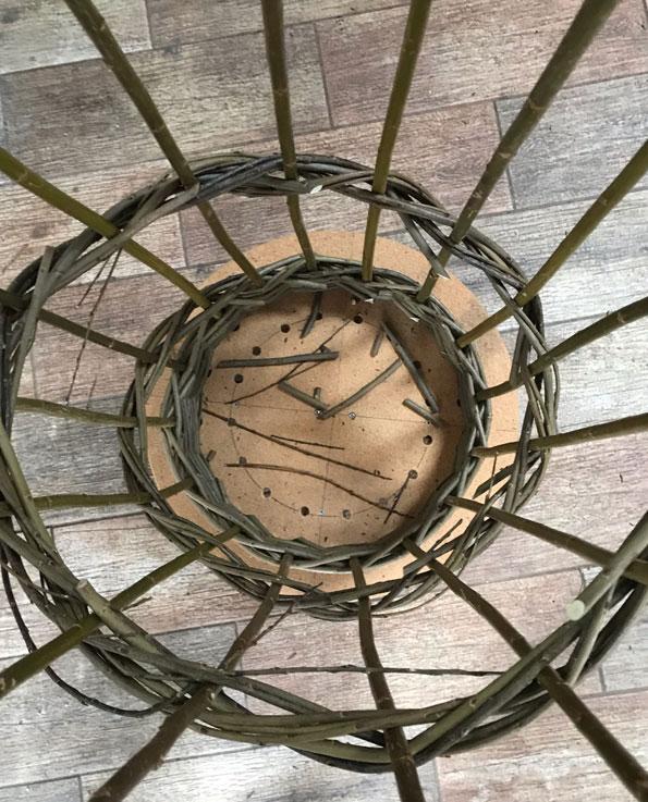 Willow Obelisk